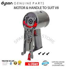 DYSON V8 MOTOR & HANDLE w SCREWS MAIN BODY - GENUINE DYSON PART - BRAND