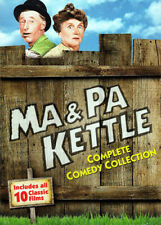 COLBERT,CLAUDETTE-Ma & Pa Kettle: Complete Comedy Collection DVD