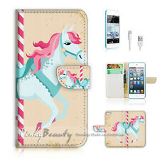 ( For iPod 5 / itouch 5 ) Flip Case Cover! Pony Kids P1430