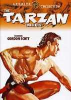 Tarzan Collection with Gordon Scott (Tarzan's Hidden Jungle (1955) / NEW DVD