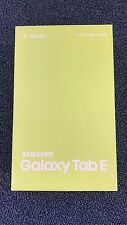 "Samsung Galaxy Tab E 8"" Tablet (T-mobile) - 16GB - Wi-Fi + LTE - Android *New*"