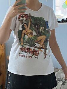 Katy Perry merch t-shirt