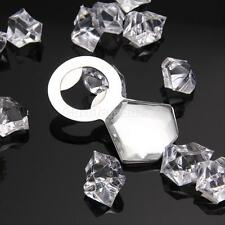 Big Crystal Diamond Ring Wine Bottle Cap Opener Creative Wedding Stainless Steel