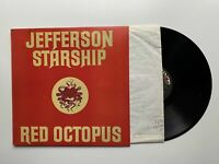 Jefferson Starship Red Octopus Vinyl Album Record LP Grunt FTR 2002