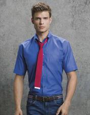 Men's Workwear Oxford Short Sleeve Shirt KK350