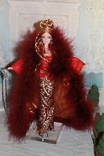 Barbie 2001 relookée ensemble Byron Lars  Etat parfait