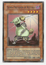 Djinn Presider of Rituals SOVR-EN038 Rare Yu-Gi-Oh Card English Mint (U)