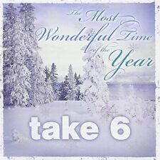 Take 6 - The Most Wonderful Time Of The Year [CD]