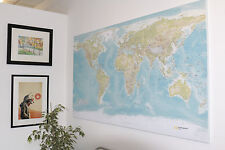 ++SALE++   Huge World Wall Map - 72 inch X 40 inch!
