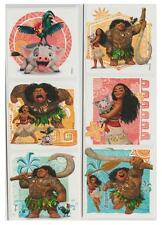 """25 Moana Stickers, Assorted, 2.5""""x2.5"""" each, Party Favors"""