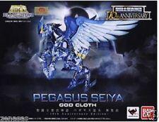 New Bandai Saint Seiya Myth Cloth Pegasus Seiya God Cloth 10th Anniversary