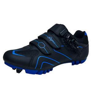 Ultralight Cycling Shoes Men Bike Sneakers Self Locking Mtb Spin Peloton Cleats