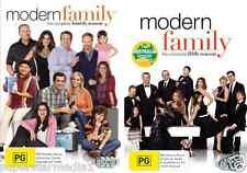 Modern Family COMPLETE Seasons 4 & 5 : NEW DVD
