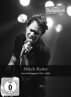 MITCH RYDER - LIVE AT ROCKPALAST 1979 + 2004  2 DVD NEW