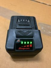 Snap on 18v Battery Monster lithium Black 4.0ah CTB8185BK  Charged Only 25 Times