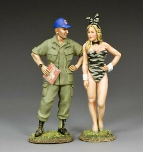"""VN099 """"Hi I'm From Chicago Too!"""" GI with Bunny LE Chicago Toy Soldier Show 2021"""