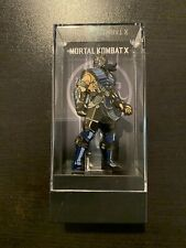 Mortal Kombat Sub Zero Fig Pin #199 IN HAND 60/756