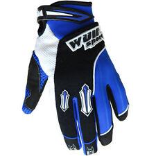 Gants bleu taille L pour motocyclette