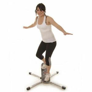 Gyroboard Exercise workout Skateboard Balance Board Training Board FITNESS Board