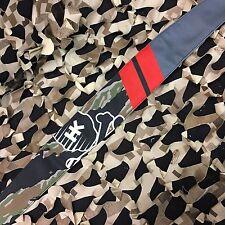 New HK Army Paintball Padded Tying Headband - Mr. H Slayer Woodland