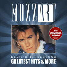 Mozzart - Devil's Rendezvous - Greatest Hits & More 2019 SKŁ. CD Italo-Disco
