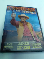 "DVD ""GUNSMOKE FURIA DE ESPUELAS"" JAMES ARNESS AMY STOCH JAMES BROLIN"