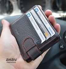 Dollarclip Geldklammer  passend für Porsche Mercedes Schlüssel Etui