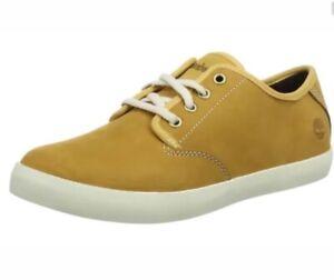 Timberland  Ladies Shoes Leather  Oxfords Wheat Nubuck 4 UK BNIB