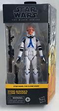 "Star Wars Black Series The Clone Wars #03 332nd Ahsoka's Clone Trooper 6"".    W"