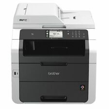 Brother MFC-9335CDW Wireless Colour Laser Multifuction Printer - White