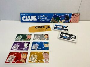 Clue Family Guy Edition Replacement Parts Cards & Envelope