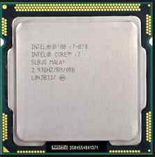 Intel CPU Core i7-870 2.93GHZ/8MB LGA 1156