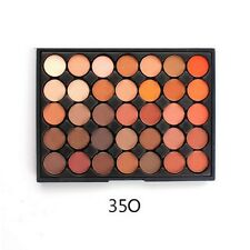 35 Color Eyeshadow Palette Makeup Natural Glow Eye Shadow Cosmetic Beauty 35O