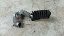 89 Honda XL 600 V XL600 Transalp front right foot rest peg
