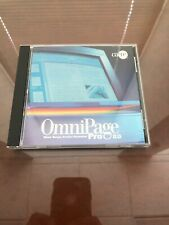 OmniPage Pro 8.0 CD-ROM for Windows