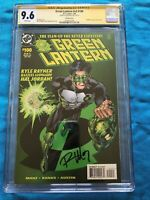 Green Lantern v3 #100 - DC - CGC SS 9.6 NM+ - Signed by Ron Marz