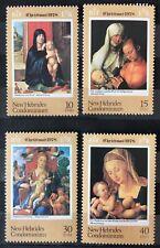 Série Nouvelles Hébrides Dürer Noël 1978, Neufs **, MNH