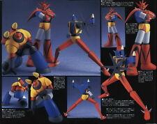 GETTER ROBO G Set :  Getter Dragon - Liger - Poseidon Unpainted Resin Kit
