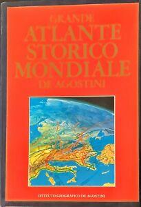 GRANDE ATLANTE STORICO MONDIALE - DE AGOSTINI 1997