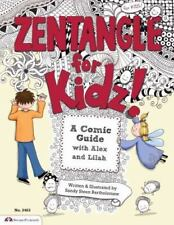 Zentangle For Kidz (Design Originals) by Bartholomew, Sandy