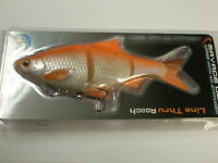 Savage Gear 3D Line Thru Roach Lure Moderate Sink 18cm 86g GOLDEN ORFE Fishing
