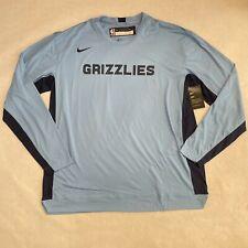 NWT Nike NBA Memphis Grizzlies Team Player Issued Shooting Shirt TShirt MEDIUM