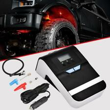 Heavy Duty Portable Car Air Compressor Tire Inflator Pump 12V 150 PSI LED Light