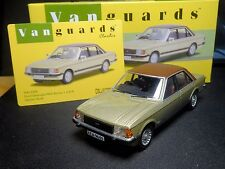 WOW EXTREMELY RARE 1/43 VANGUARDS FORD GRANADA MK2 2.8i OYSTER GOLD NLA