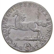 SILVER WORLD COIN 1797 German States 24 Mariengroschen - World Silver Coin *879