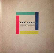 THE BAND - AND THEN THERE WERE FOUR - NEW DOUBLE LP RECORD
