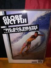 Globe WCT Fiji: Pig-Dog Pirates in the Land of the Lovely Lefts DVD