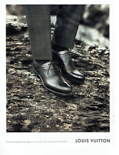 Publicité Advertising 028  2013  chaussures homme Louis Vuitton
