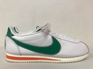 Nike Cortez Green Athletic Shoes for
