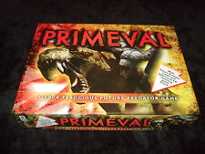 PRIMEVAL-- BOARD GAME-FIERCE FEROCIOUS FUTURE PREDATOR GAME BY TOY BROKERS 2008